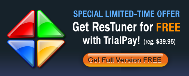 Get Resource Tuner Full Version Free